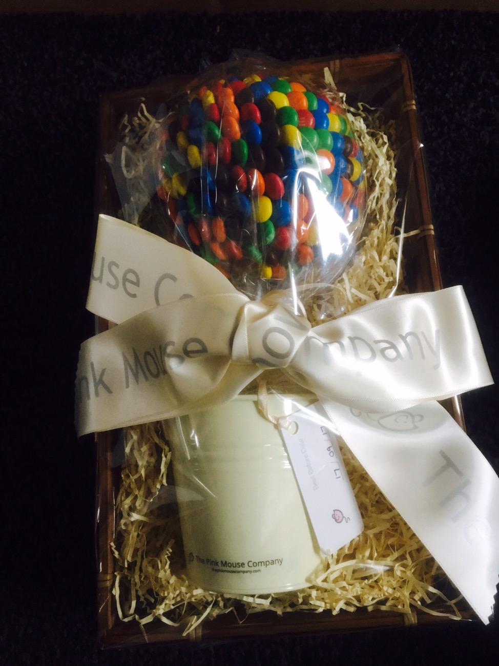 m & ms gift ideas
