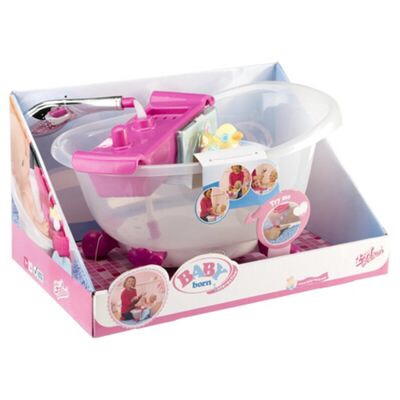 Last minute gifts for the girls - Baby Born Bath ...